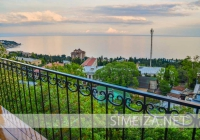 Жилье в симеизе частный сектор: отдельный номер с балконом и видом на море