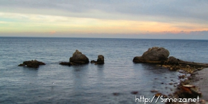Пляж Нарышкинские камни
