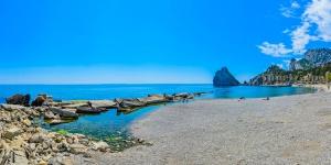 Пляж в Симеизе