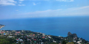 Крым поселок Симеиз