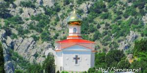 Симеиз церковь