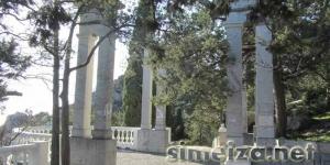 Видовая площадка в Симеизском парке