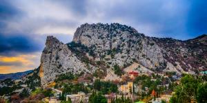 Гора Кошка Симеиз