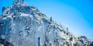 Смотровая площадка на скале Дива
