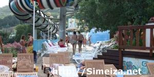 Место отдыа в Симеизском аквапарке