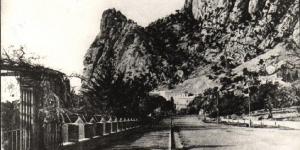 Гора Кошка над Мальцовским проспектом