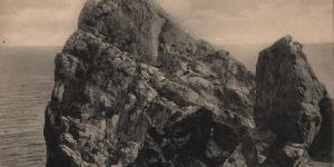Лестница на скалу Дива