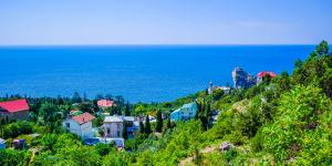 Крым пгт Симеиз