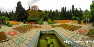 Санаторий Симеиз парк