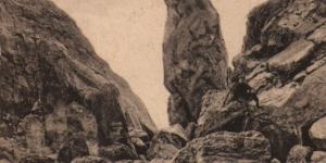 Скала Монах, Симеиз