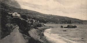 Старый пляж у Нарышкинских камней