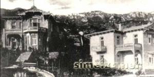 Симеиз на старых фото