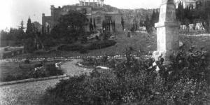 Вилла Камея в Симеизе - старое фото