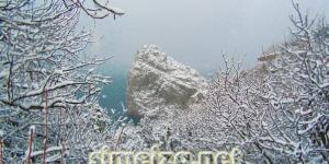 Дивный снег